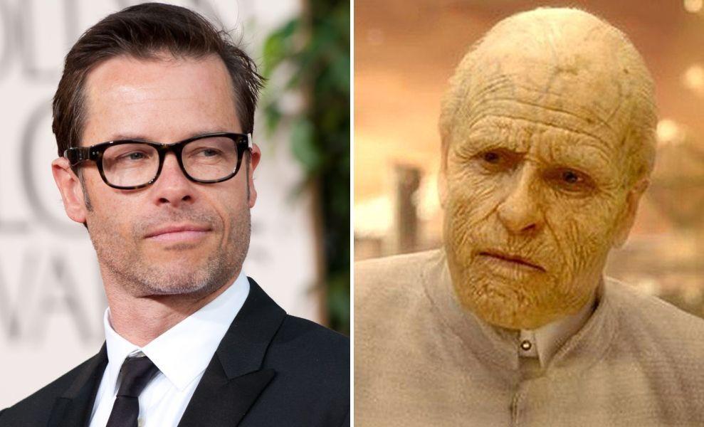 актеры до и после грима фото имеет еще одно