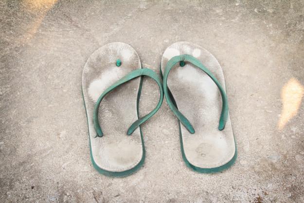 16. Шлепки и сандали гигиена, инфекции, советы