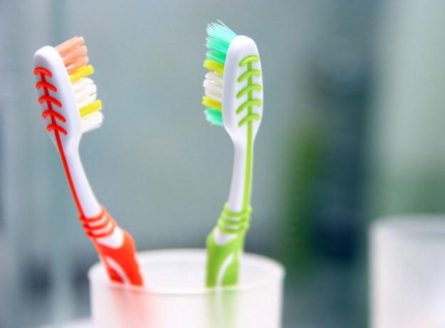 13. Зубная щетка гигиена, инфекции, советы