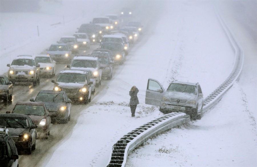 картинки смешные зимние пробки зарится добычу