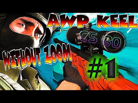 CS GO AWP KILL NO ZOOM