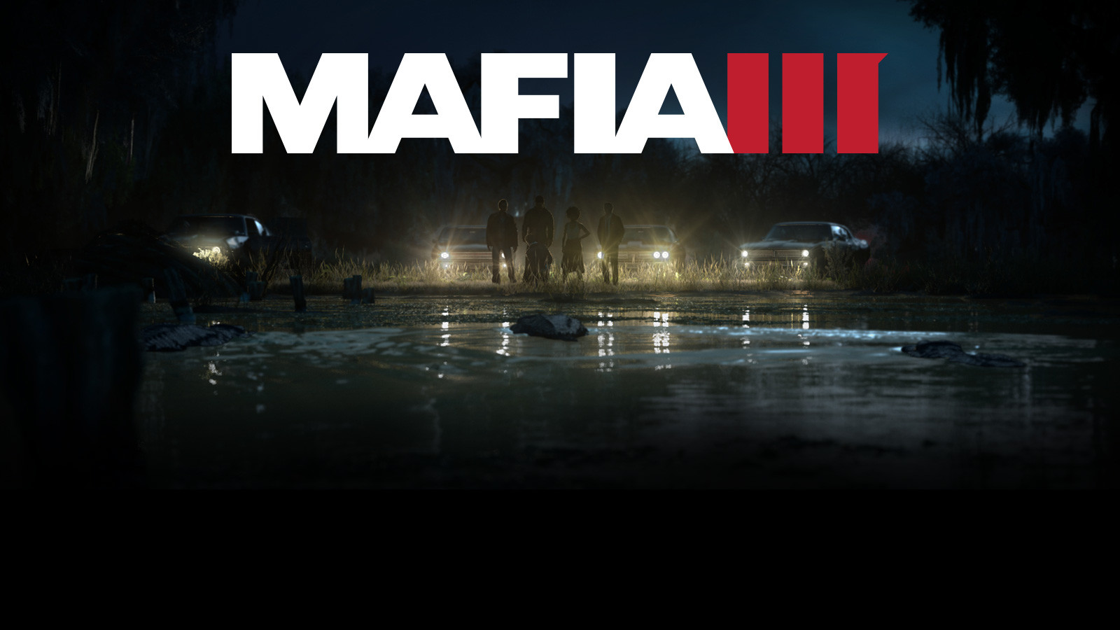 Mafia III game, play station, x-box, игра, игры