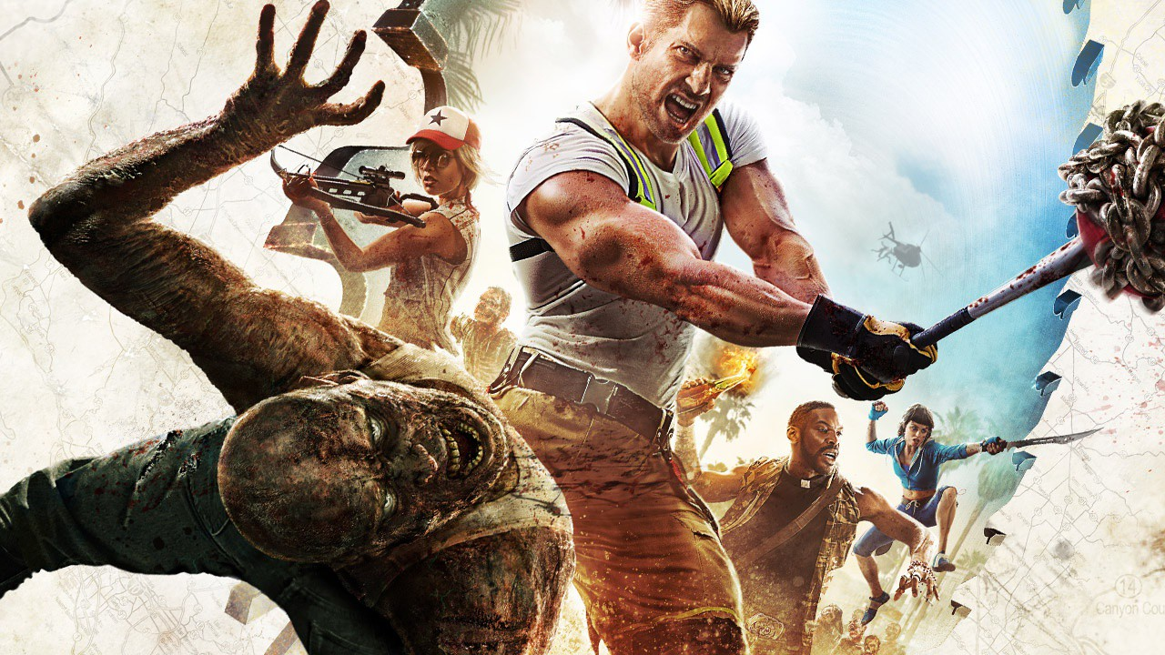 Dead Island 2 game, play station, x-box, игра, игры