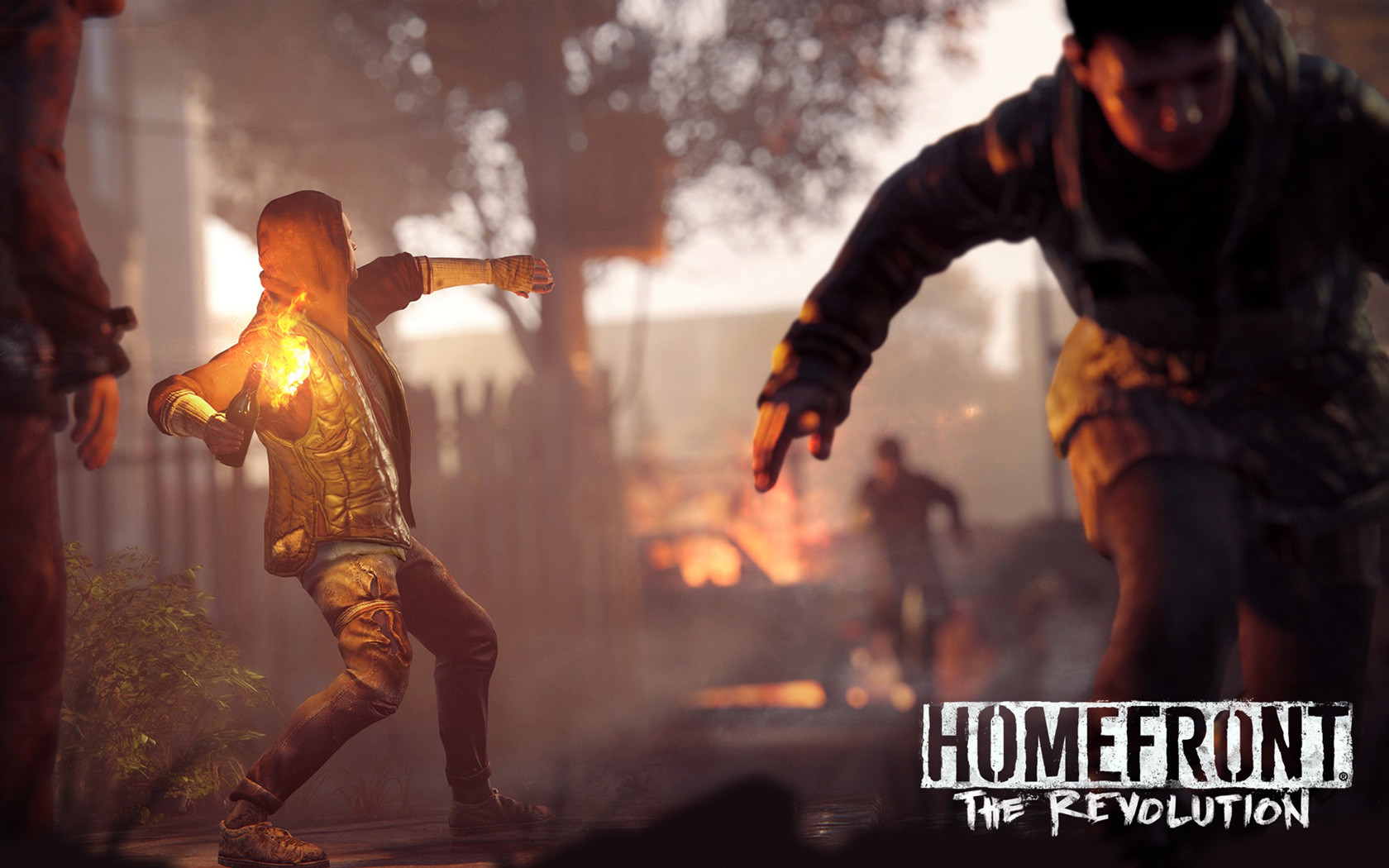 Homefront: The Revolution game, play station, x-box, игра, игры