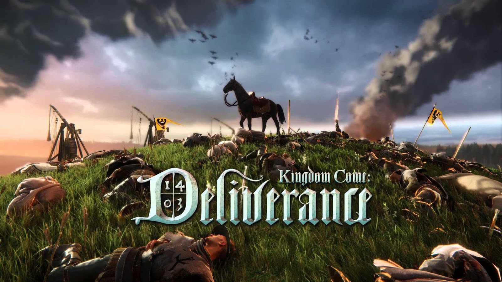 Kingdom Come: Deliverance game, play station, x-box, игра, игры