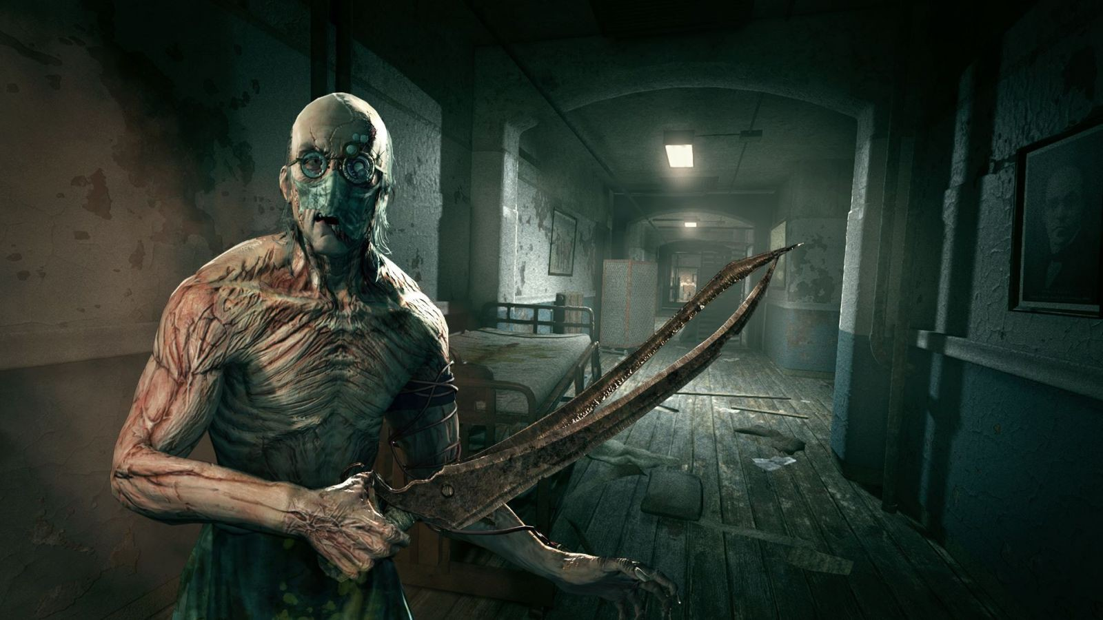 Outlast 2 game, play station, x-box, игра, игры