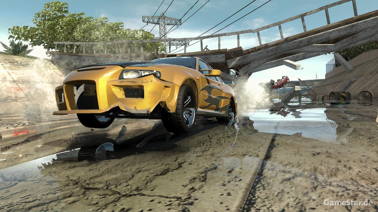 FlatOut 4: Total Insanity game, play station, x-box, игра, игры