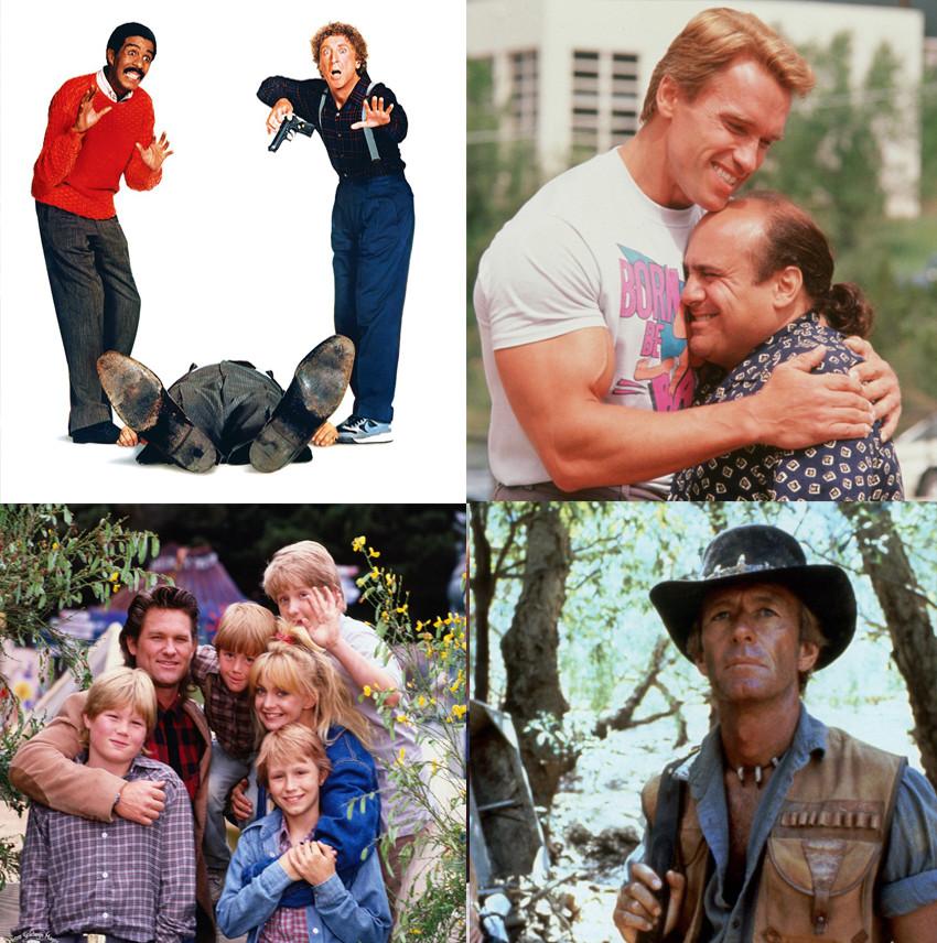 Шикарные комедии 80-х, которые вы могли пропустить голливуд, интересно, кино, факты