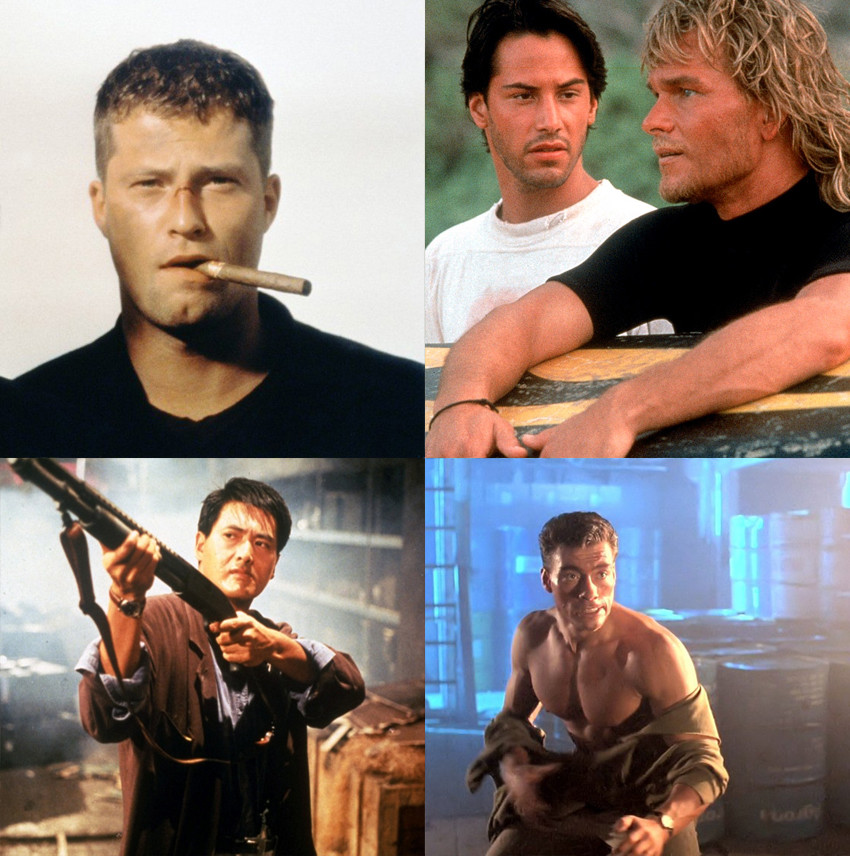 Секс и боевик фильм
