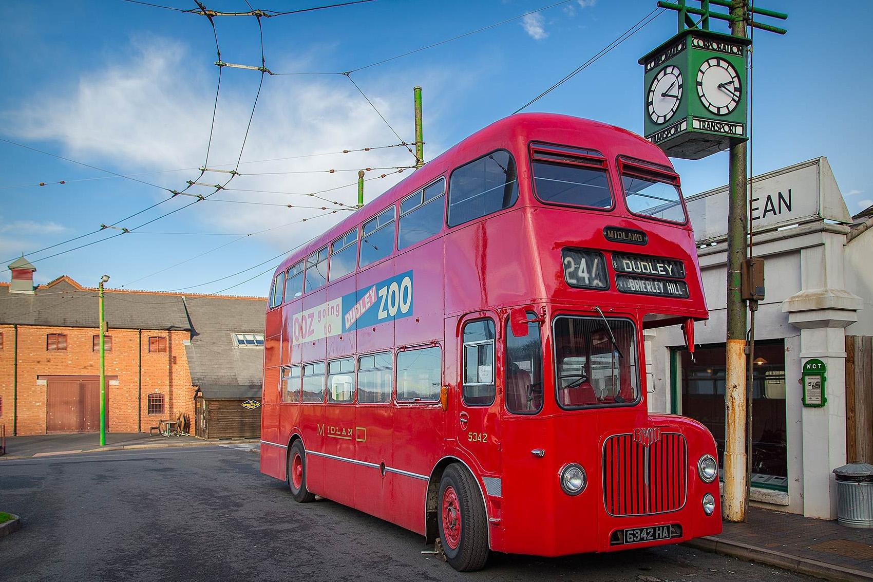 Картинка автобус двухэтажный