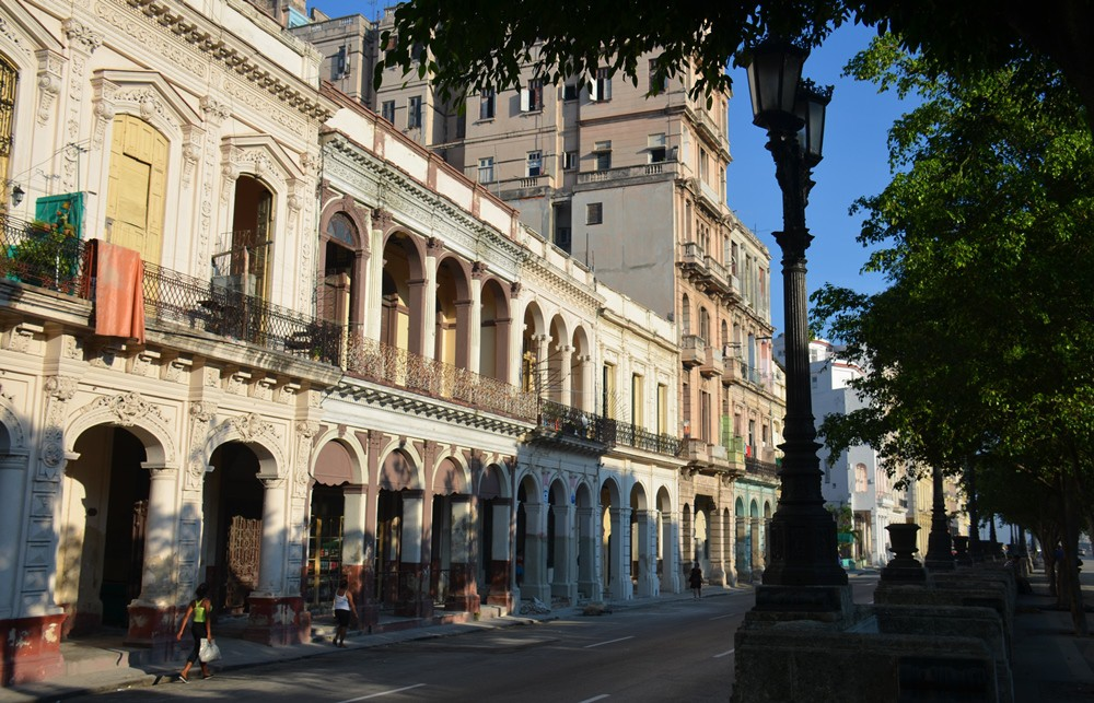 Прогулка по центру Гаваны гавана, куба, прогулка, фото