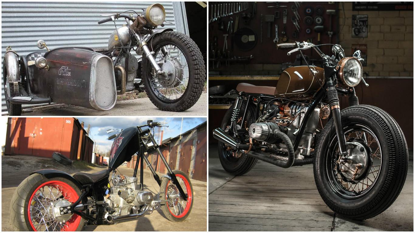 Мотора для мотоцикла своими руками 48