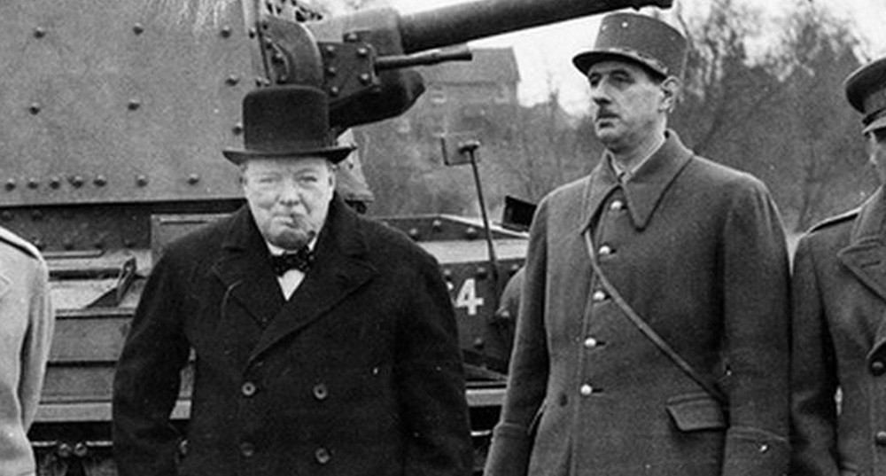 an introduction to the life of charles de gaulle during the second world war Charles de gaulle maintained french participation he had been a hero during world war in each one he praised the man named but then threatened his life if he.
