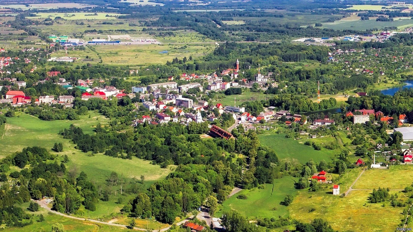 Фото багрятионовск калининградской области