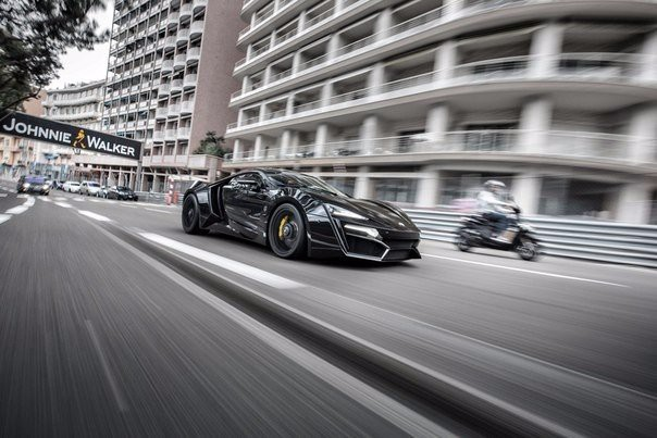 W Motors Lykan Hypersport W Motors Lykan Hypersport, авто, история
