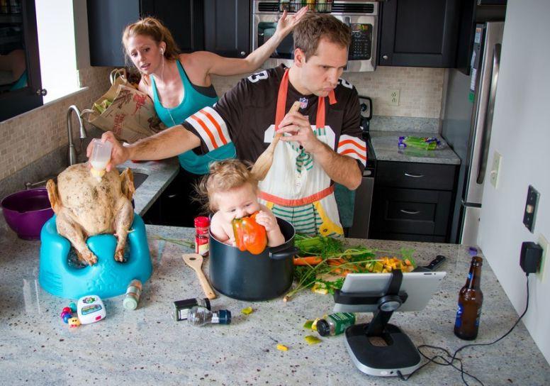 Семейные приколы картинки