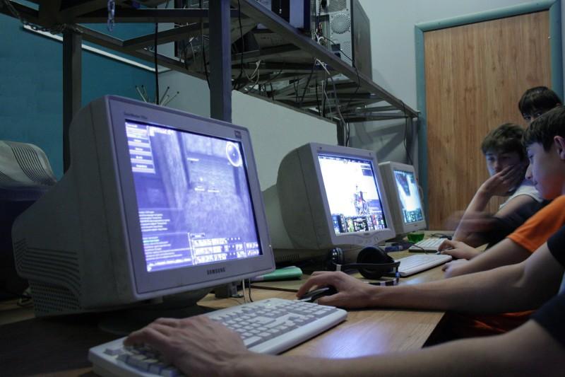 компьютерный клуб москва для детей
