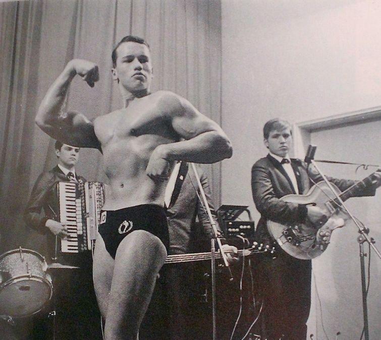 Арнольд Шварценеггер, 1963 г.: интересные, история, снимки