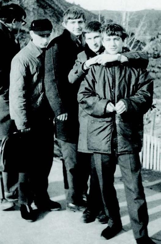 Владимир Путин со школьными друзьями: интересные, история, снимки