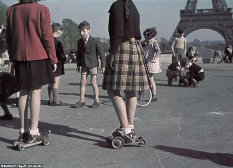 Парижские роллеры, 1942 год: интересные, история, снимки