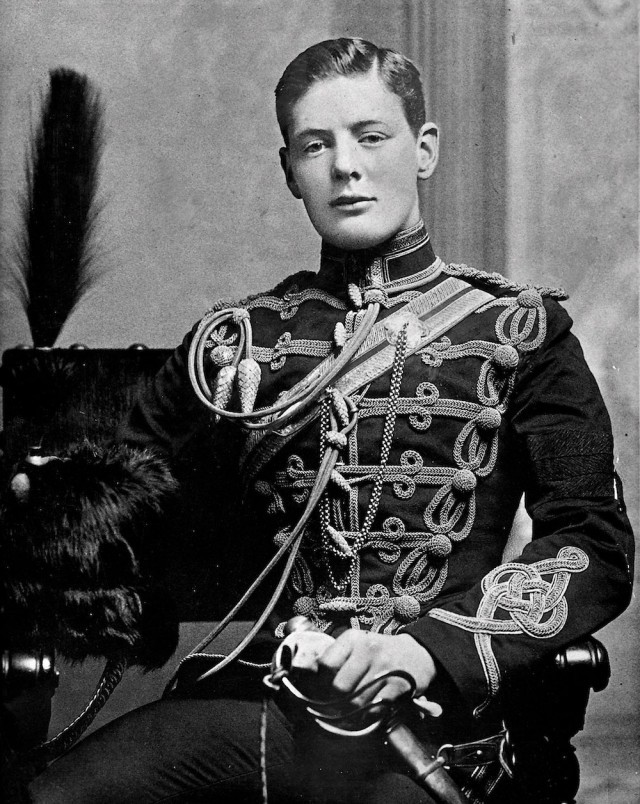 Черчилль в юности: интересные, история, снимки