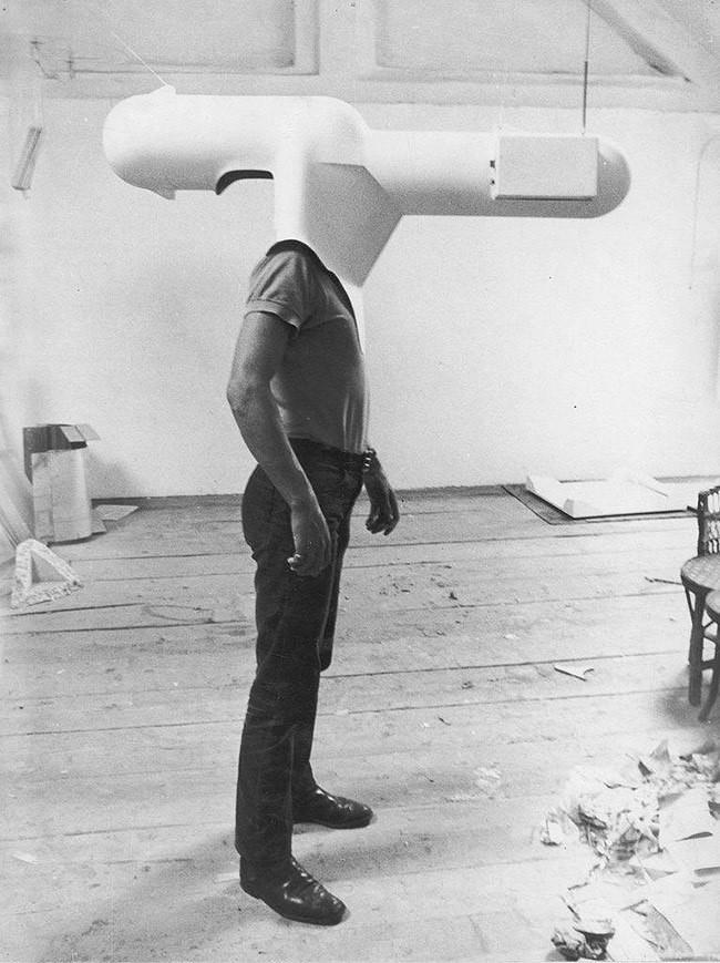 Концепт переносного телевизора, 1967 г интересно, история, фото