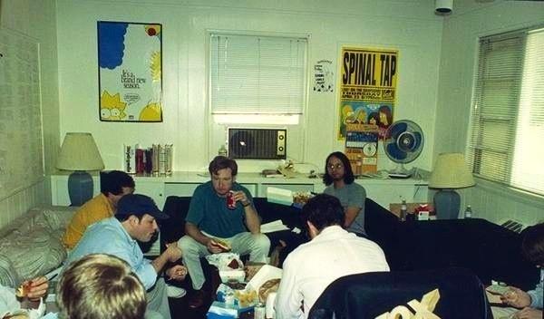 """Создание новых эпизодов мультсериала """"Симпсоны"""", 1992 г интересно, история, фото"""
