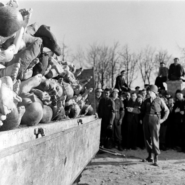 Бухенвальд, апрель 1945 года интересно, история, фото