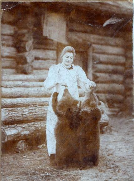 Привет из России, 1900-е интересно, история, фото