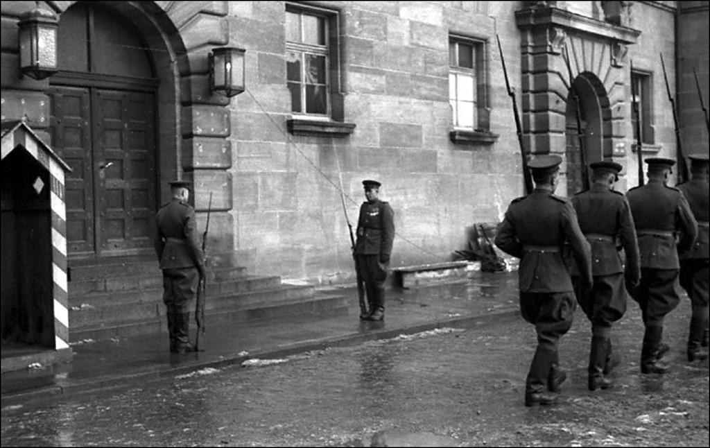 Нюрнбергский процесс фотографии халдея