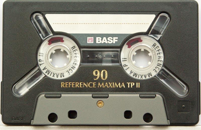 Вспоминаем аудиокассеты!