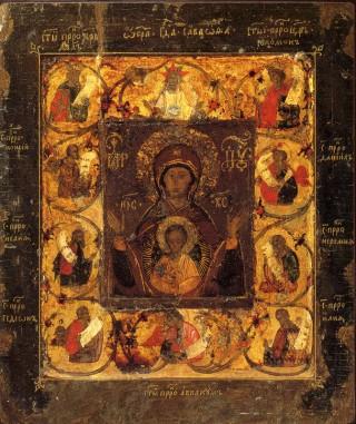 9. Курская-Коренная икона Божией Матери