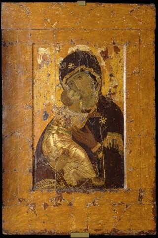 1. Владимирская икона Божией Матери