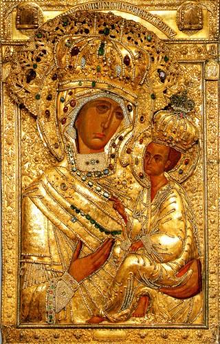 5. Смоленская икона Пресвятой Богородицы