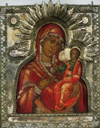 6. Иверская икона Божией Матери