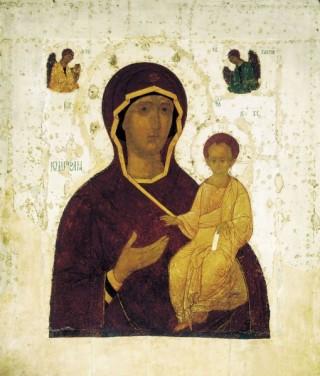 24. Икона Дионисия Богоматерь Одигитрия (Путеводительница)