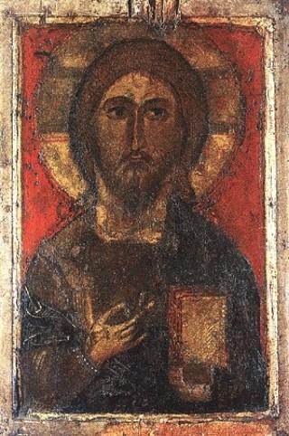 13. Икона «Спас Елеазаровский»