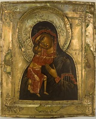 10. Феодоровская икона Божией Матери
