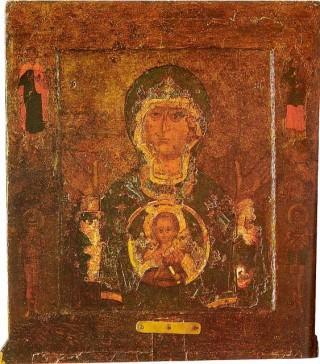 8. Икона Знамение Пресвятой Богородицы