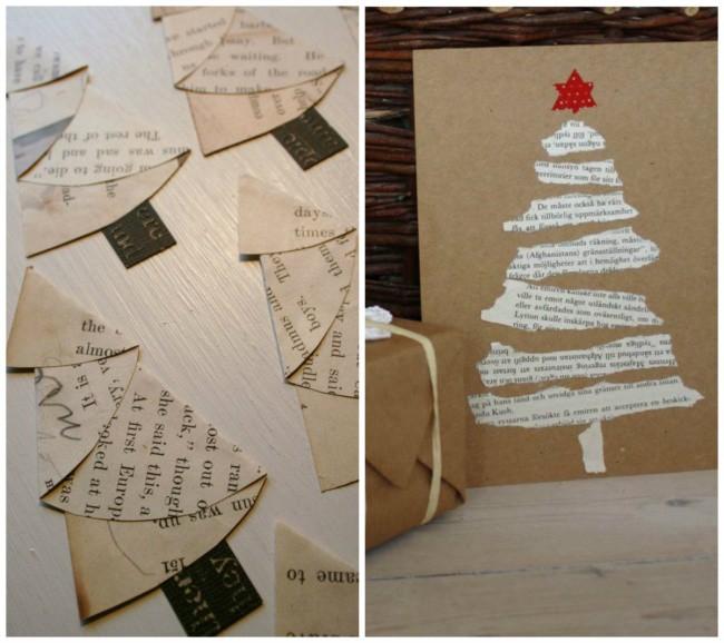 40 новогодних открыток которые можно сделать за полчаса