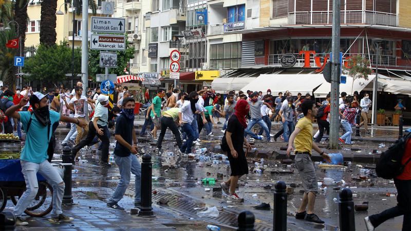 Турция ситуация на сегодня