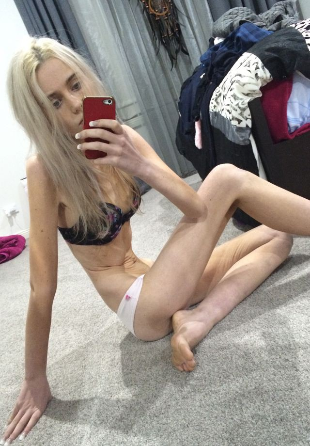 Tiny anorexic girls, chained porn girls