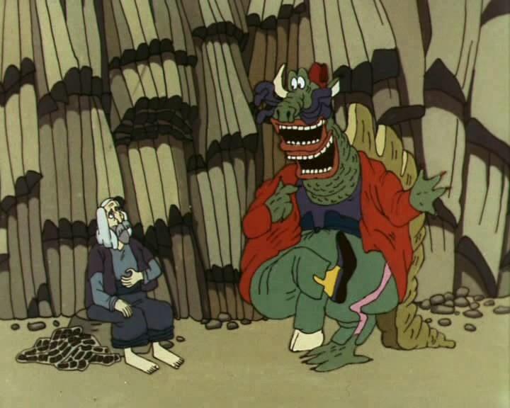 Рисунки из старых мультфильмов 126