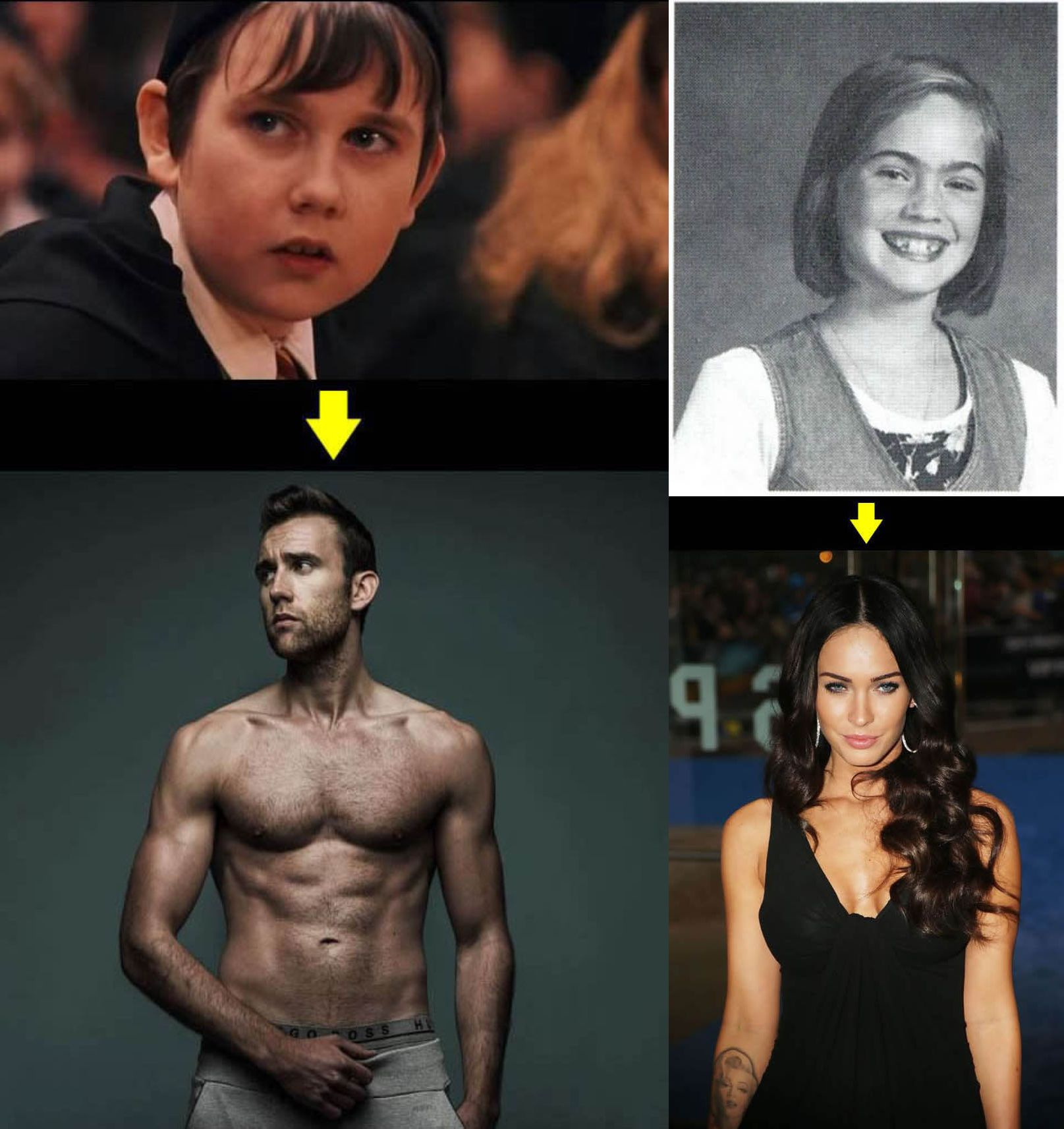 Мужские секс символы детства