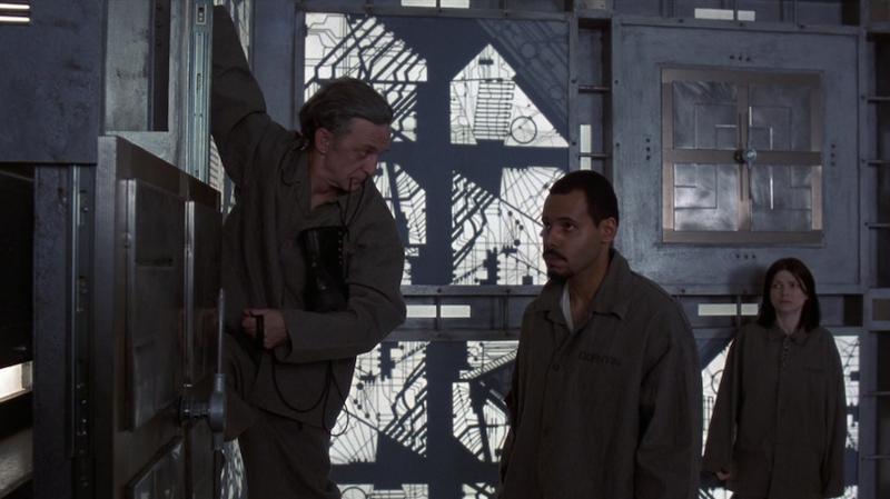 18. Куб (1997). кино, фильмы, фильмы с отличным сюжетом
