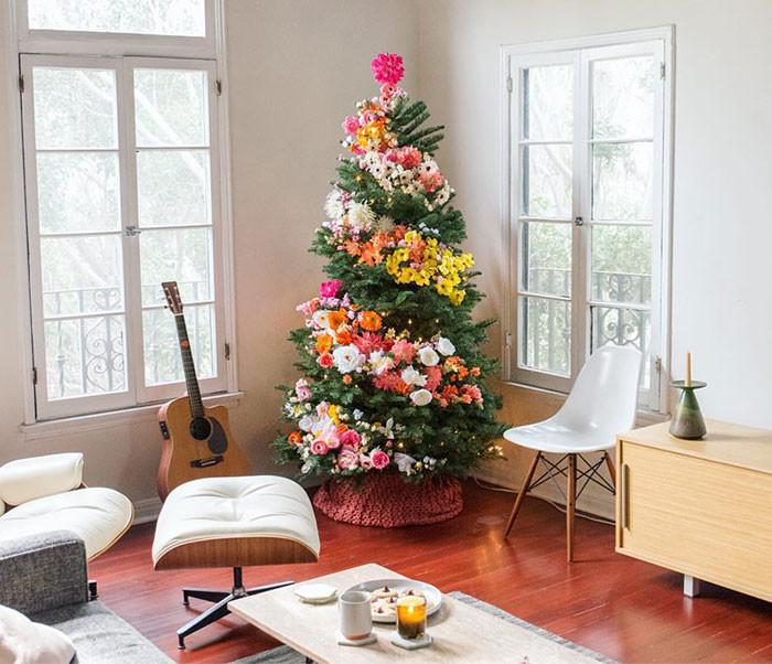 Стили украшения елки на Новый год