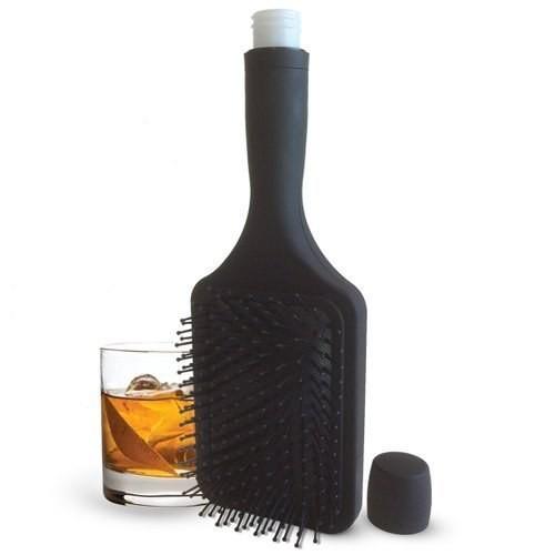 Расческа алкоголь, тайник
