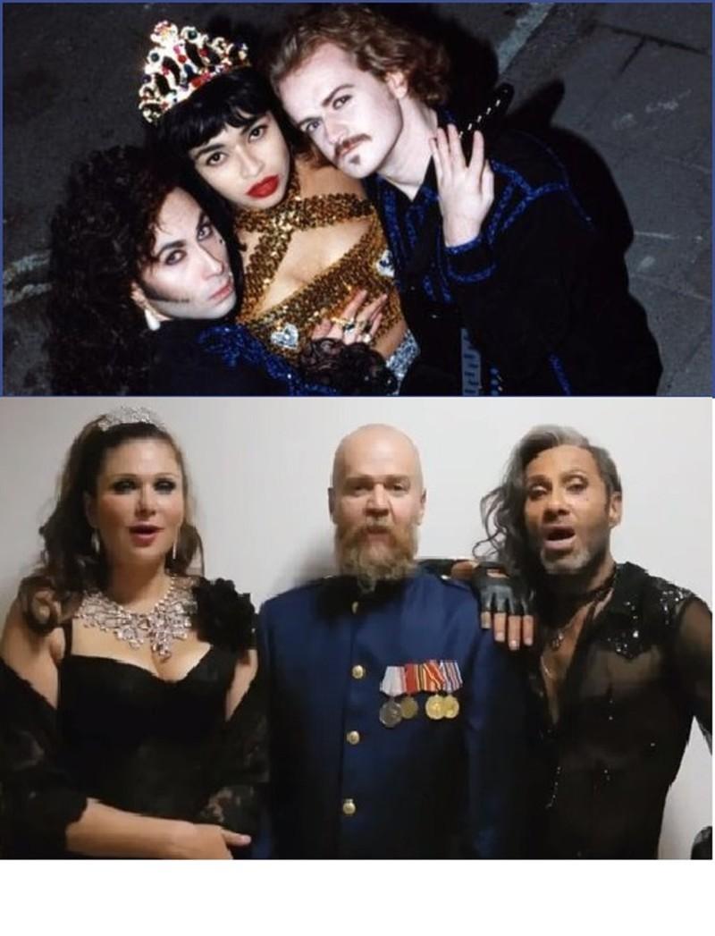 Армия любовников гомосексуалы