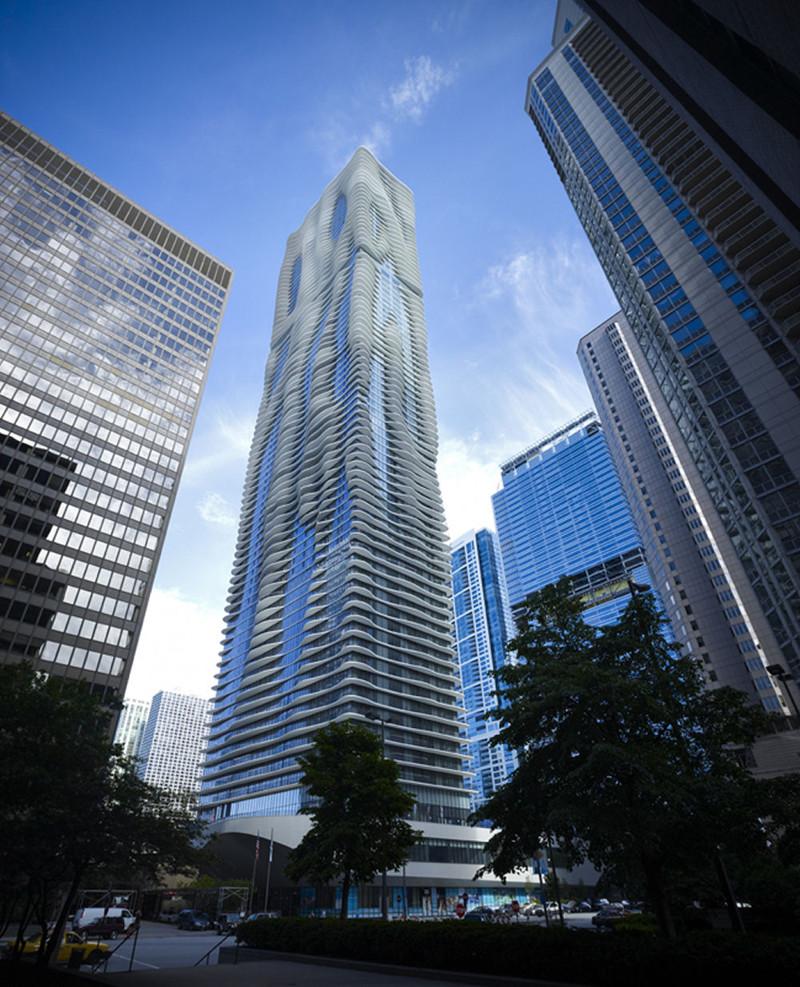Особенности архитектуры небоскребов США и Канады