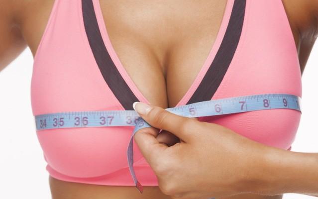 Увеличение грудных желез без операции: как это можно